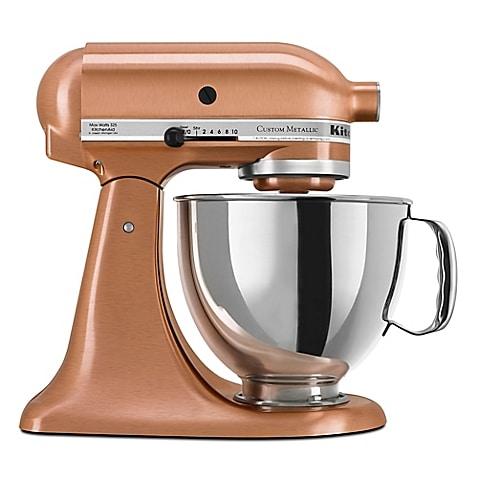 Kitchenaid 5-Quart Copper Stand Mixer