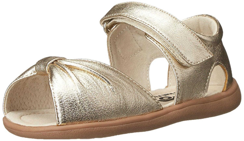 Gold Avianna Sandal