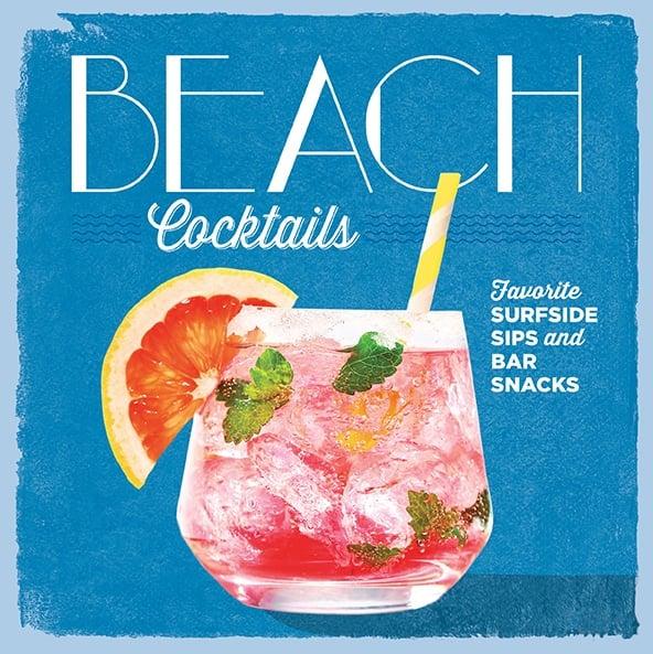 Beach Cocktails Book - 2 sample recipes!