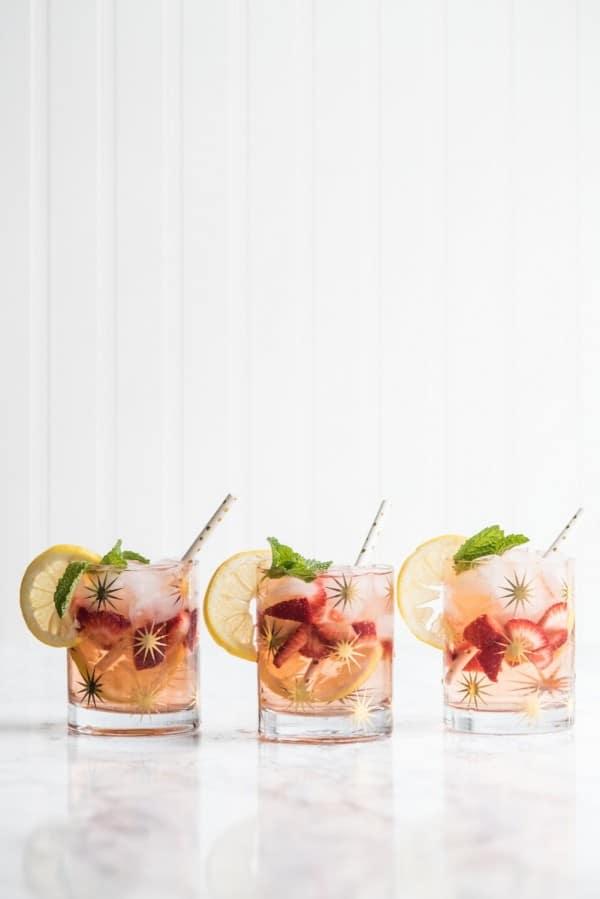 The best rosé cocktails!