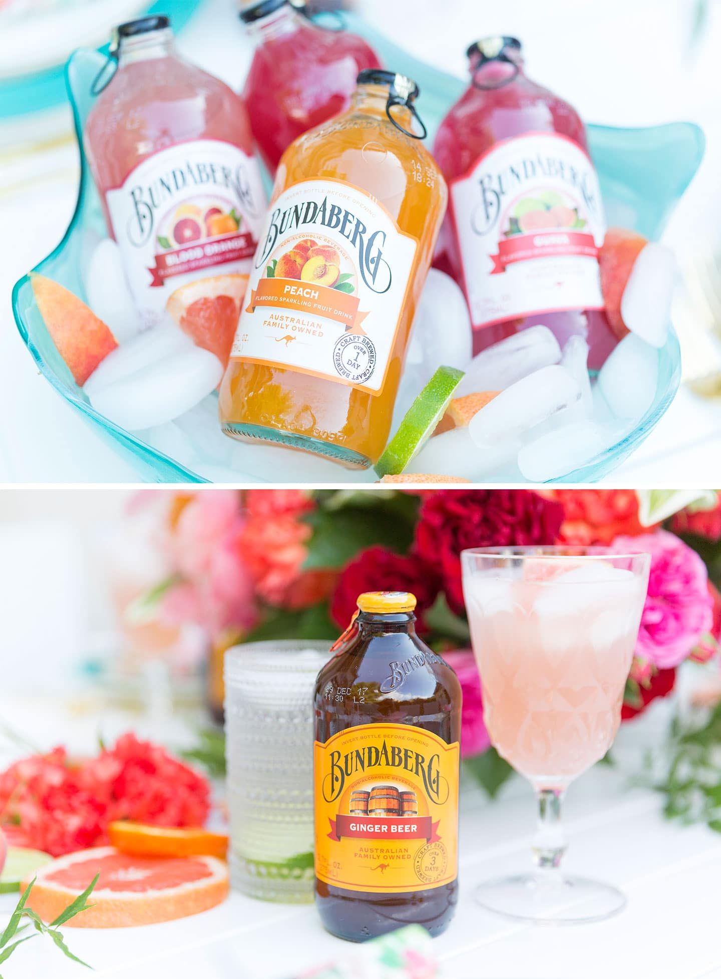 Host a Charming Backyard Summer Party + My Fave New Cocktail Recipe!