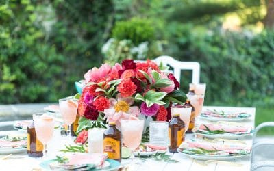 Host a Charming Backyard Summer Party