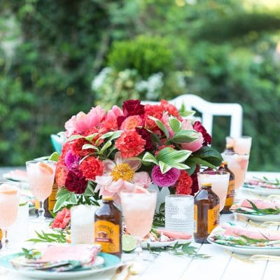 Host a Charming Backyard Summer Party!