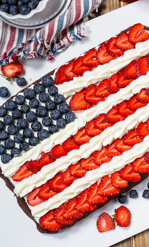 July 4th Ideas from Dessert to Cocktails