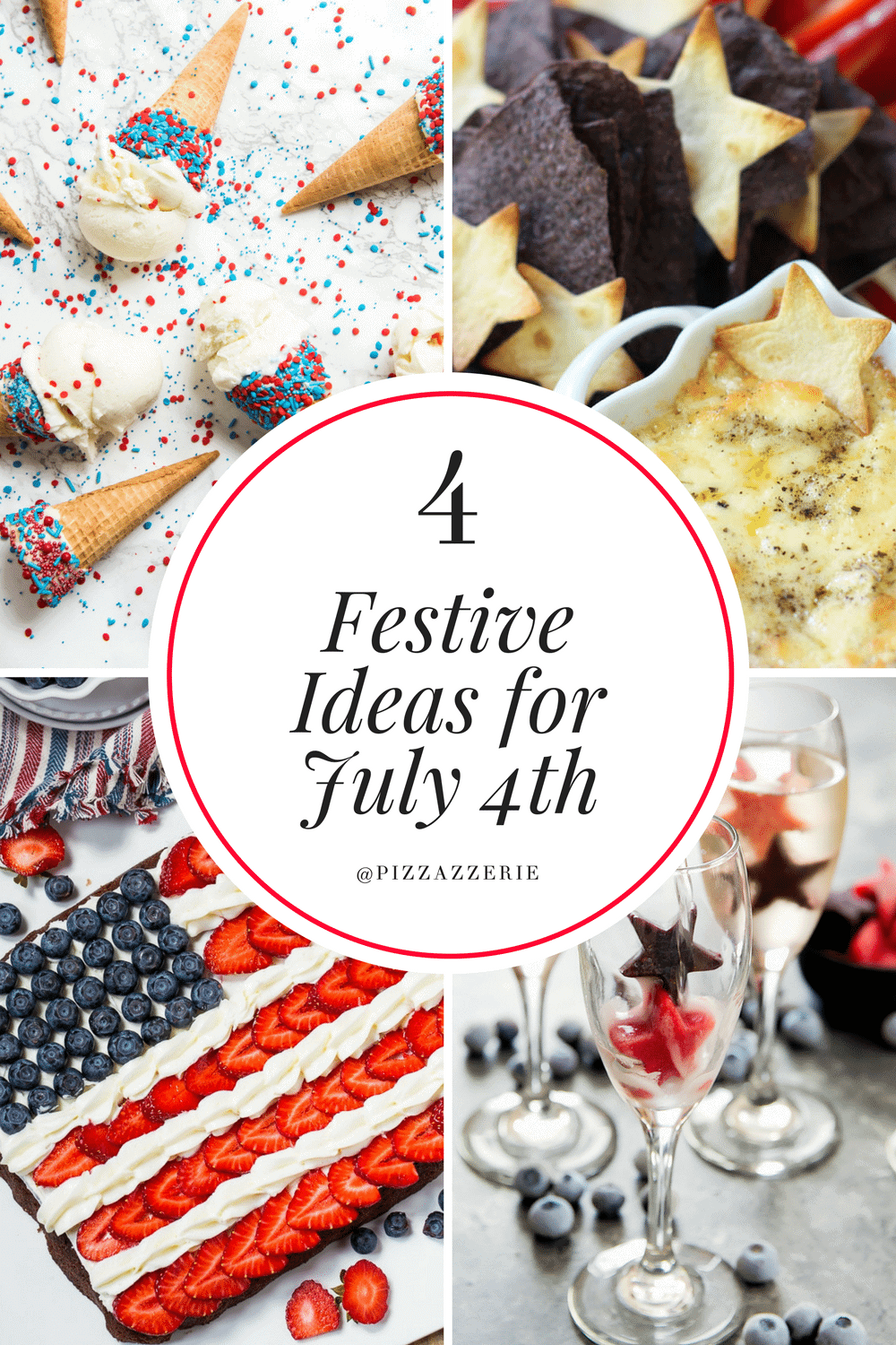 Festive Ideas for the 4th of July