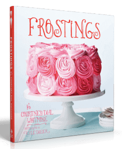 Frostings Cookbook by Courtney Whitmore