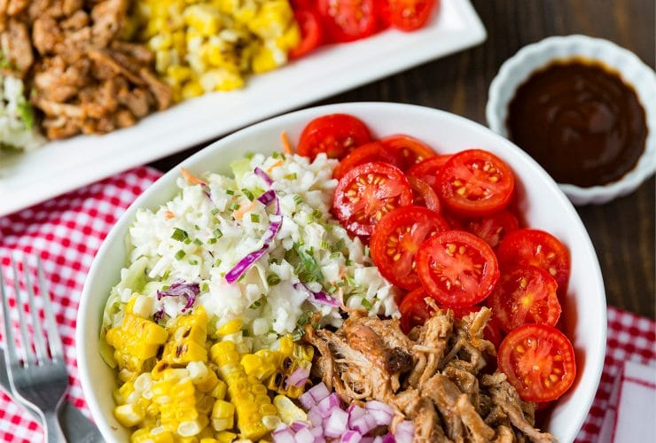 How to Make a BBQ Bowl