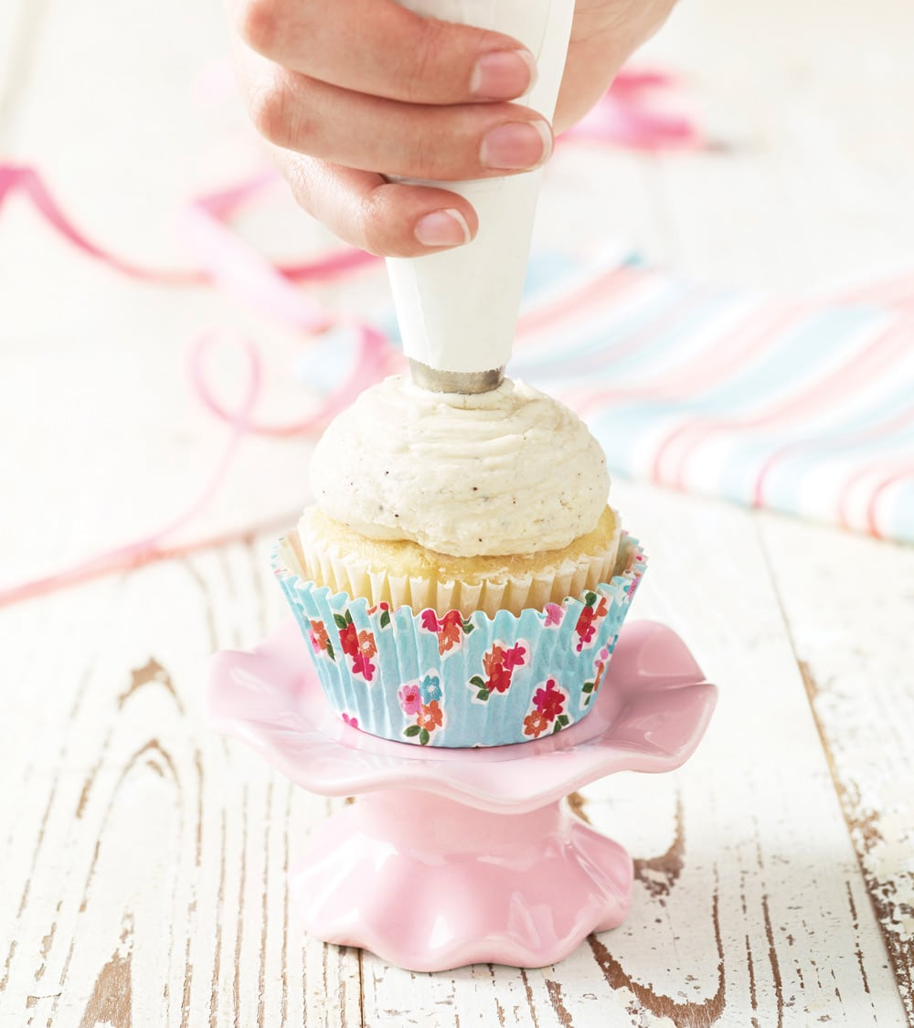 Browned Butter Frosting | My Favorite Frosting for cakes & cupcakes!