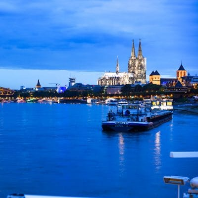 Europe Trip | Rhine River Cruise