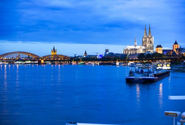 Europe Trip | Rhine River Cruise
