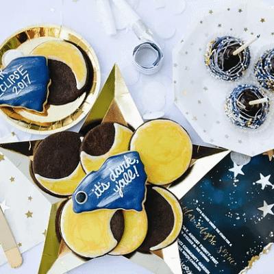 Solar Eclipse Party Ideas