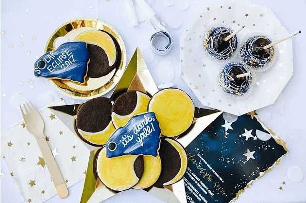 Solar Eclipse Party Ideas Party Foods And Playlist