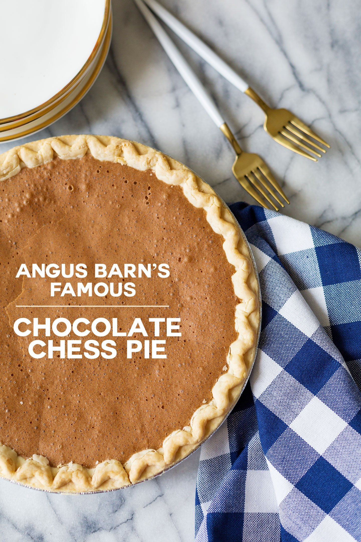 Angus Barn Chocolate Chess Pie Recipe Pizzazzerie