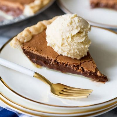 Angus Barn Chocolate Chess Pie Recipe