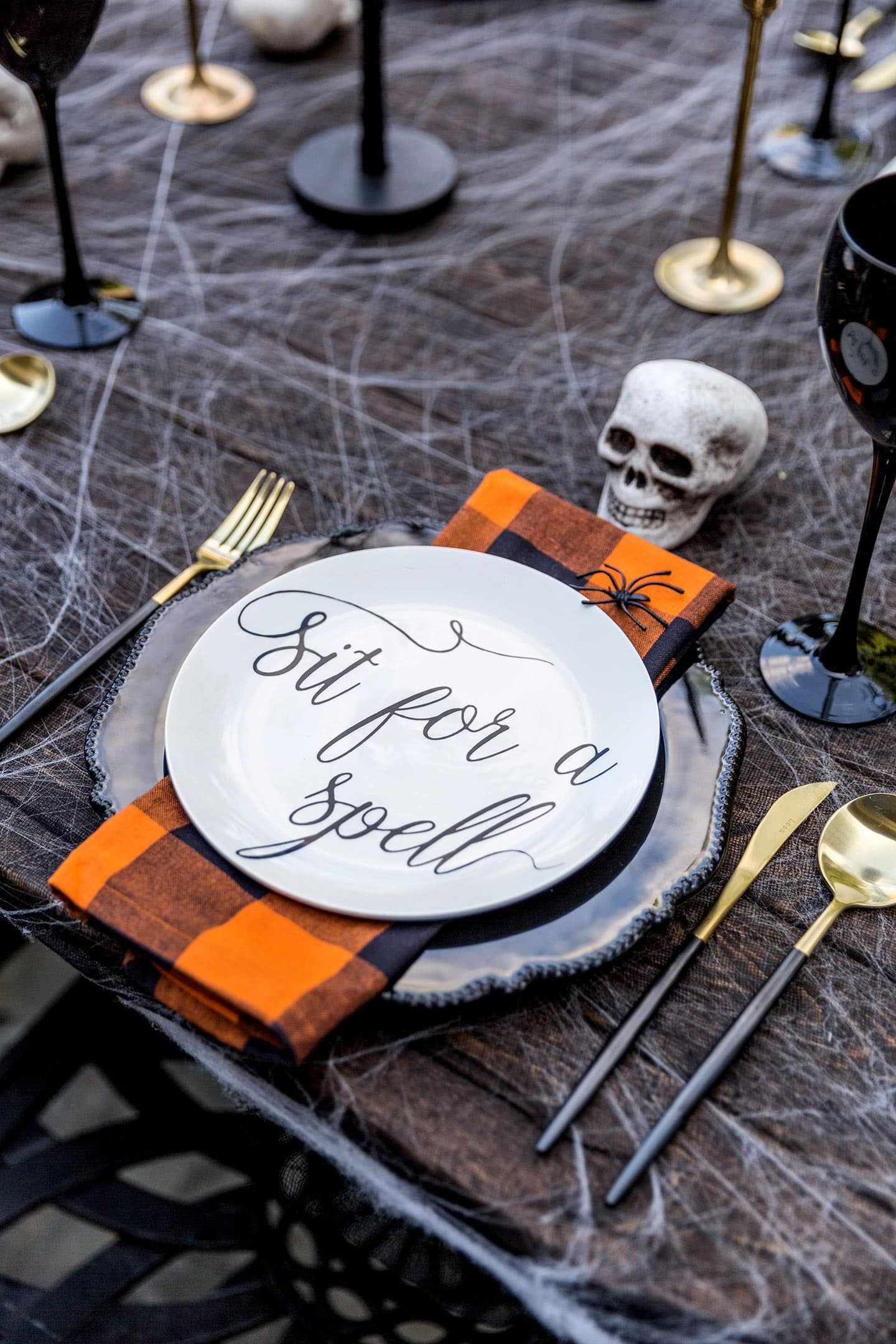 Halloween Party & Halloween Dinner Menu