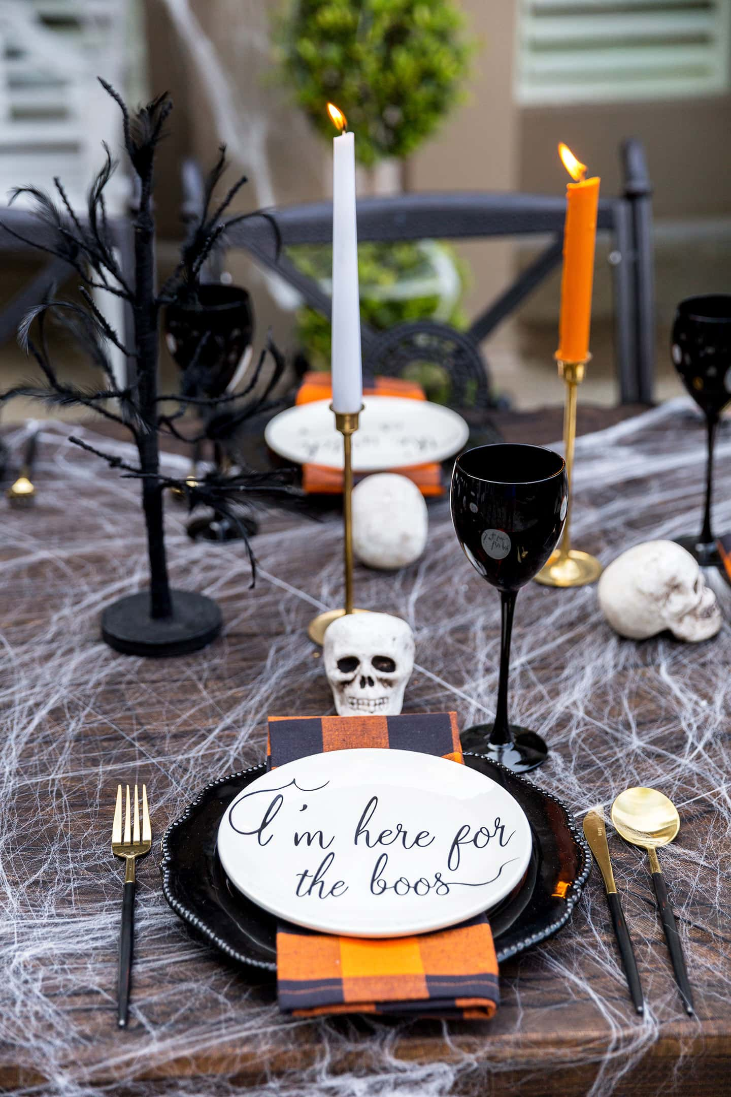 Halloween Party Ideas and Menu