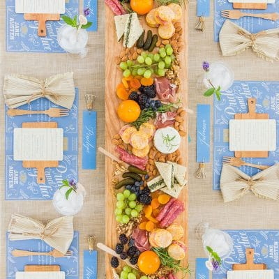 Entertain in Style - Gorgeous Tablescape by Pizzazzerie