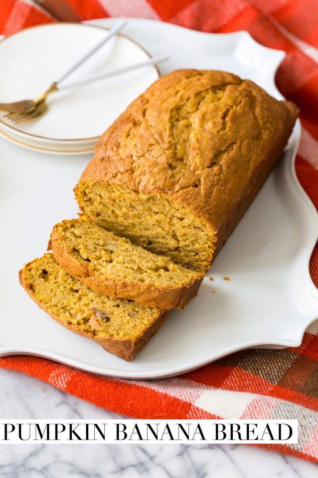 Pumpkin Banana Bread - Easy and Delicious Recipe!