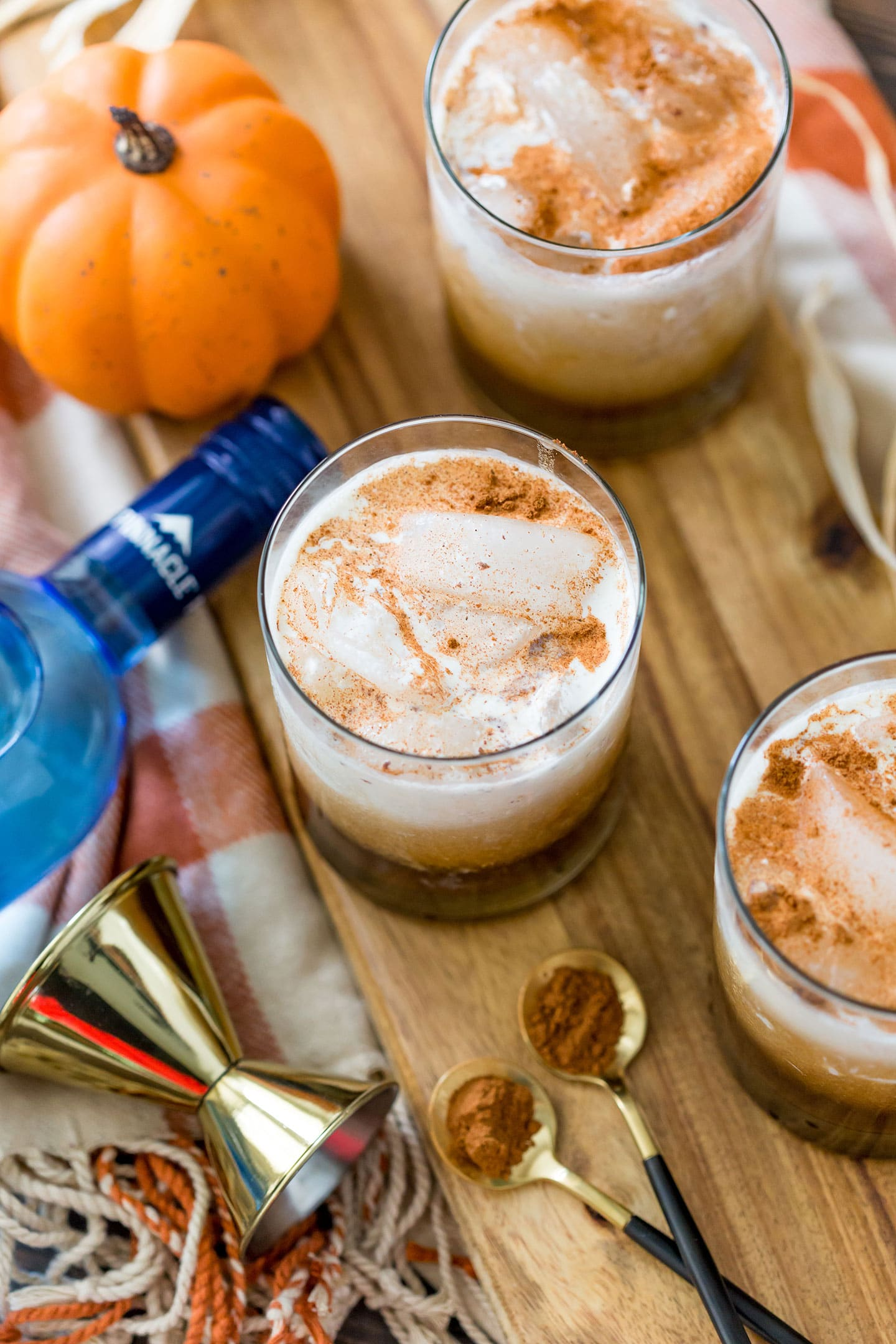 Pumpkin White Russian Recipe