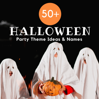 50+ Halloween Party Themes & Clever Invitation Wording