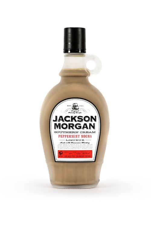 Jackson Morgan Peppermint Mocha Whiskey Cream