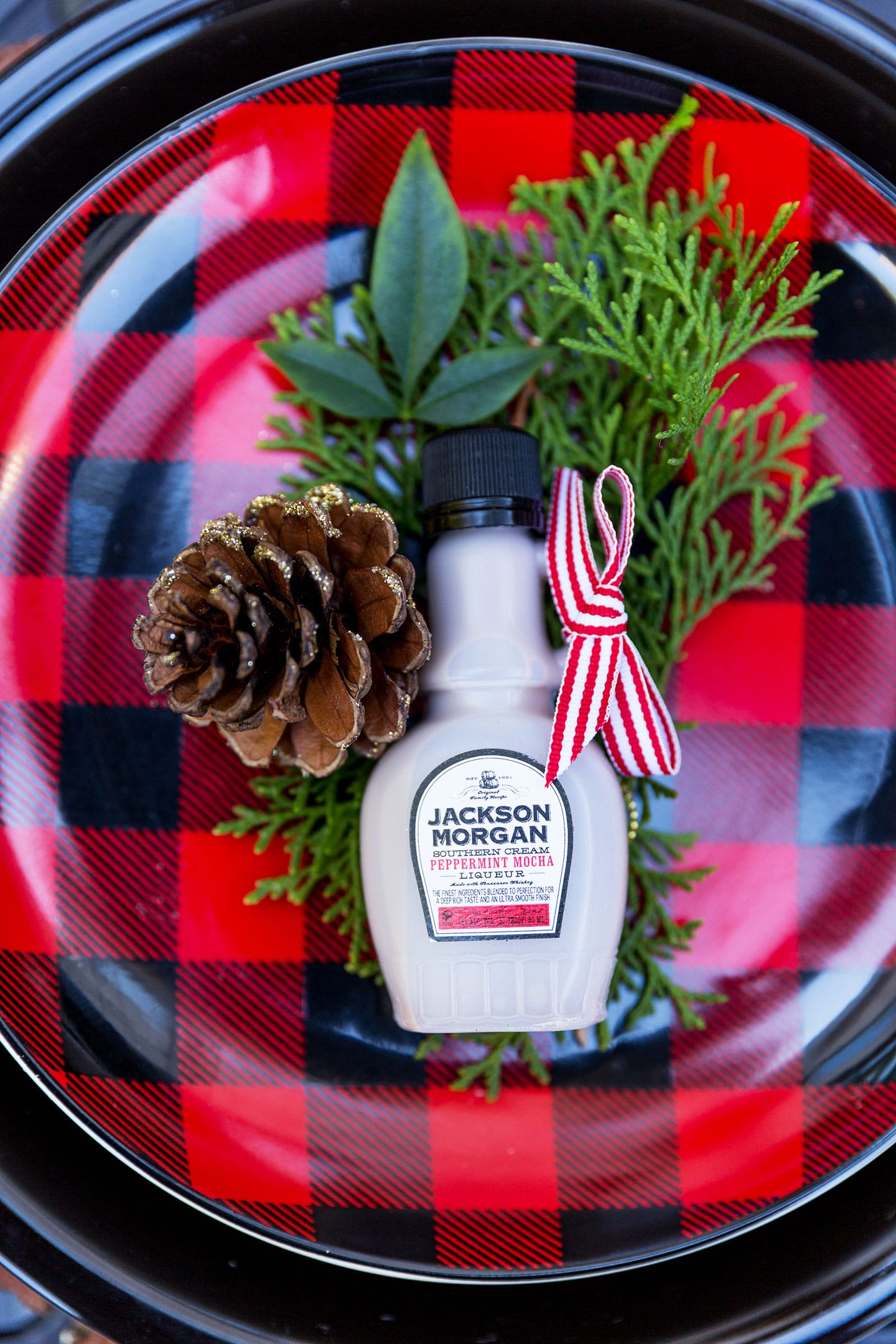 Jackson Morgan Southern Cream as favor for holiday party!