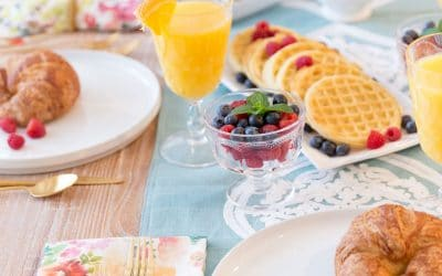 The Secret to Hosting an Effortless Brunch