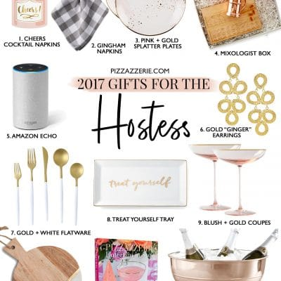 2017 Holiday Gift Guides | Hostess, Kids, Christmas Lover, & Dogs