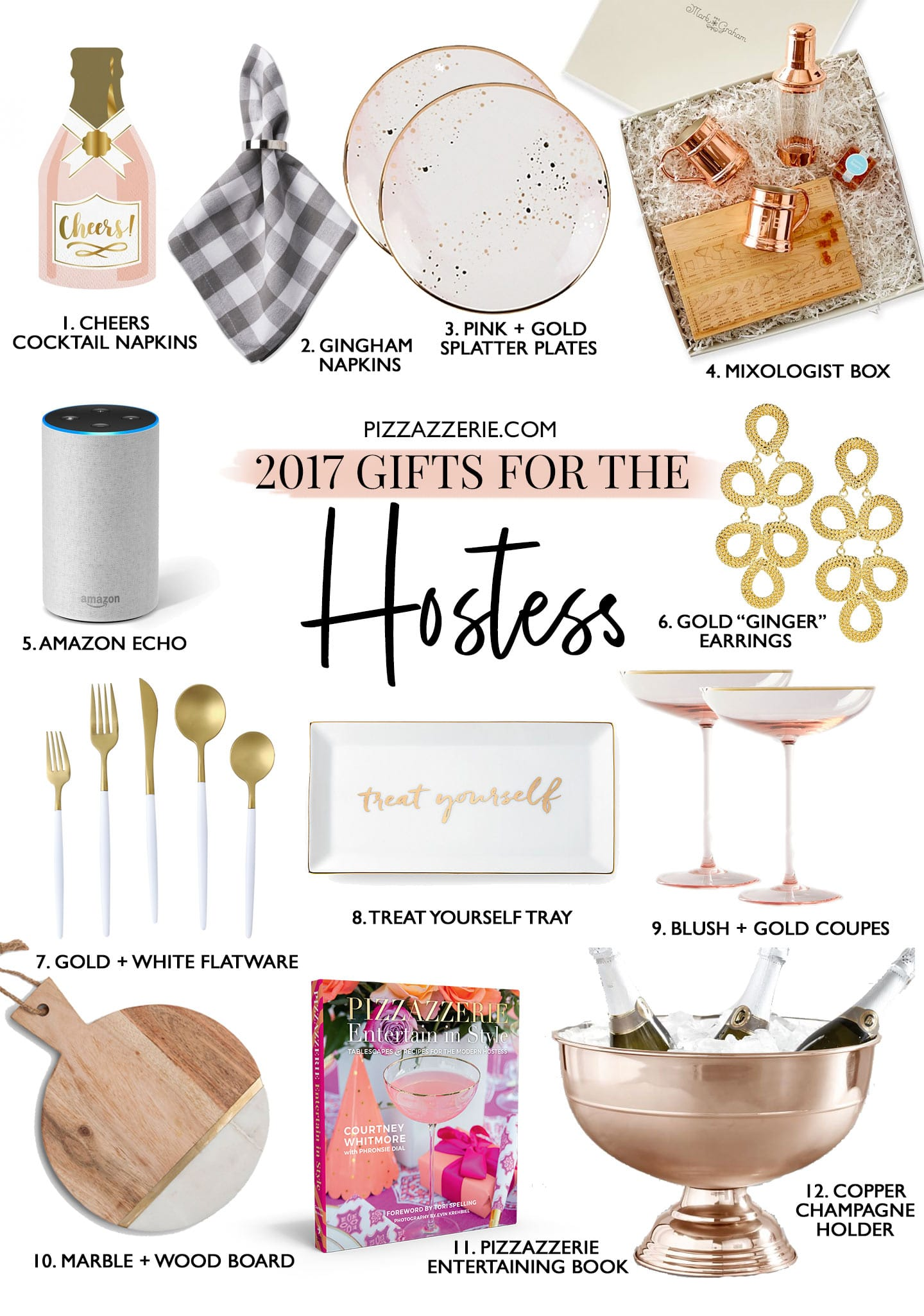 2017 Holiday Gift Guide For Hostess Christmas Kids And Dog