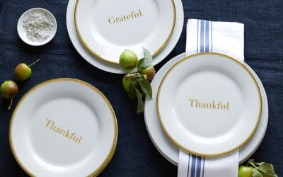 8 Charming Additions to your Thanksgiving Table