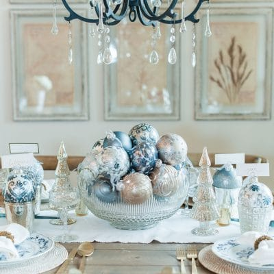 6 Unique Ways to Decorate with Ornaments