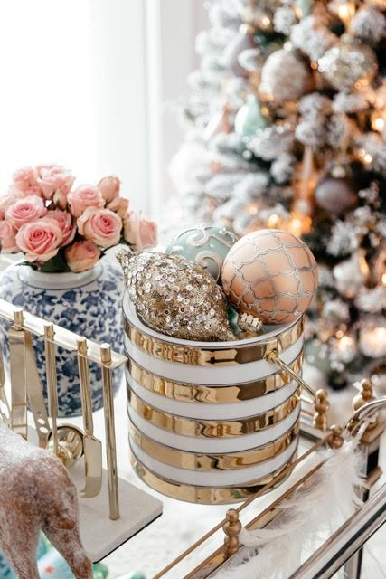 Decorating Ideas with Ornaments