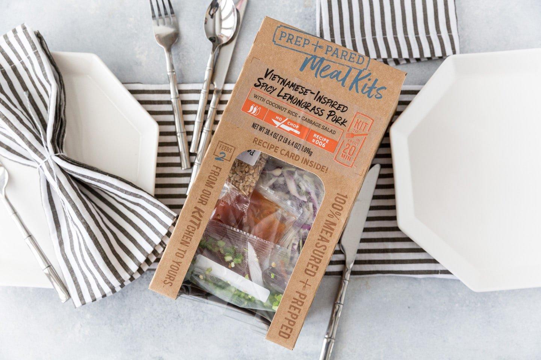Lemongrass Pork from Kroger's New Prep & Pared