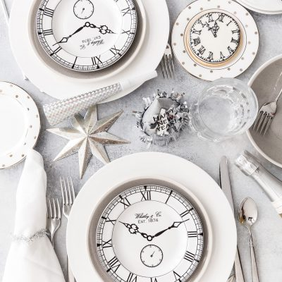 Celebrate New Year's Eve Tablescape
