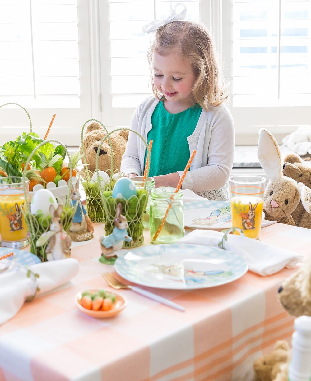 Host a Kids' Easter brunch!