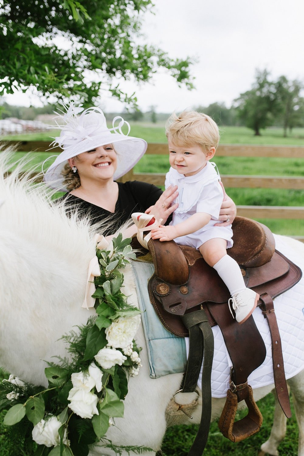 a kentucky derby themed birthday party