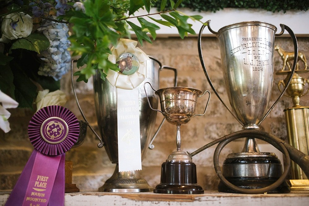 Kentucky Derby Party Trophies