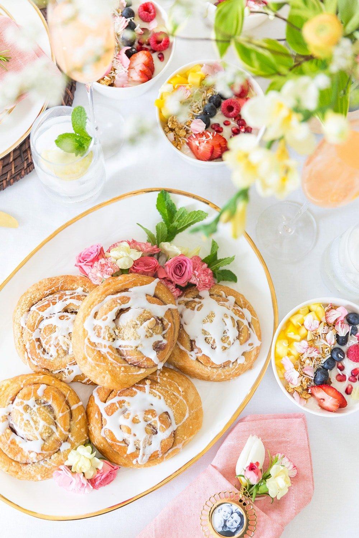 Host a Floral Mother's Day Brunch