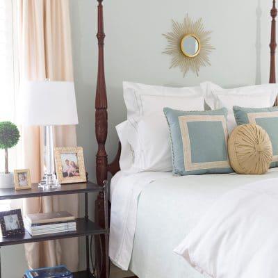 Serene Bedroom Sea Salt color