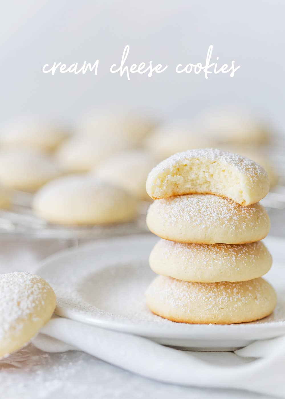 Cream Cheese Cookies Recipe