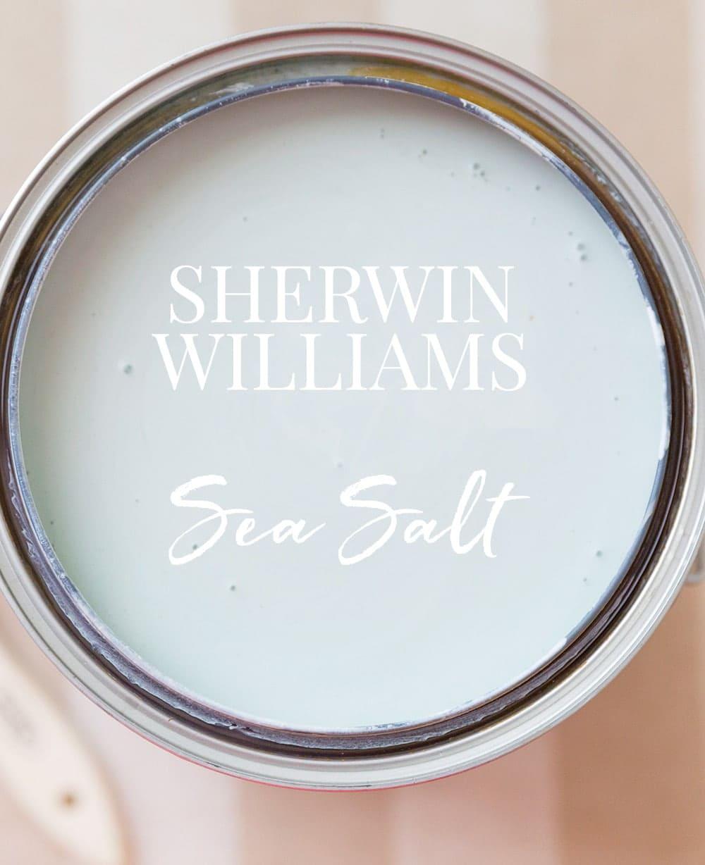 Sherwin Williams Sea Salt