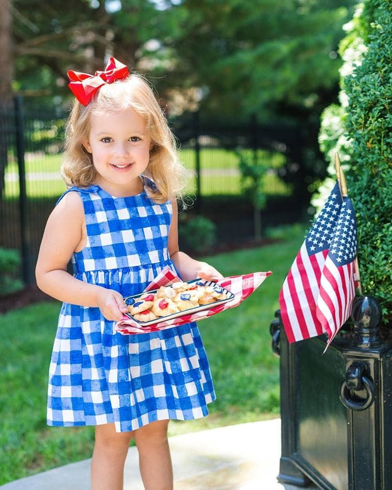 Blakely Whitmore July 4th Entertaining