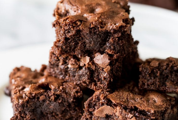 Homemade Brownies From scratch