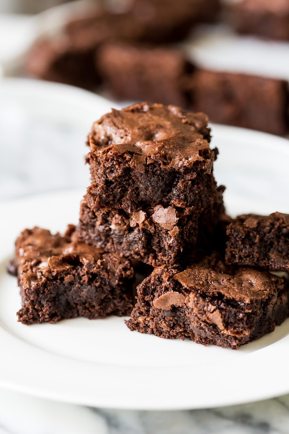 Homemade Brownies From Scratch Better Than Box Mix