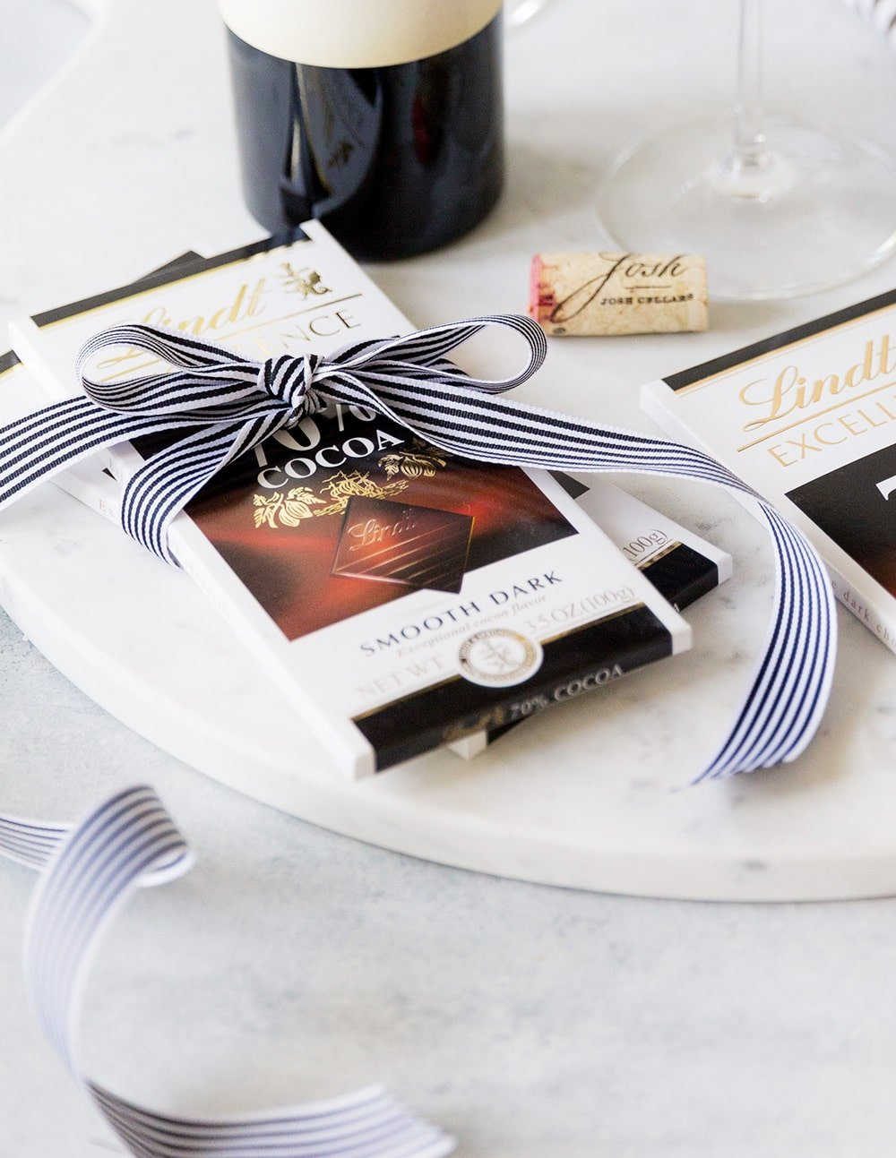 Chocolate Pairing Party Favors