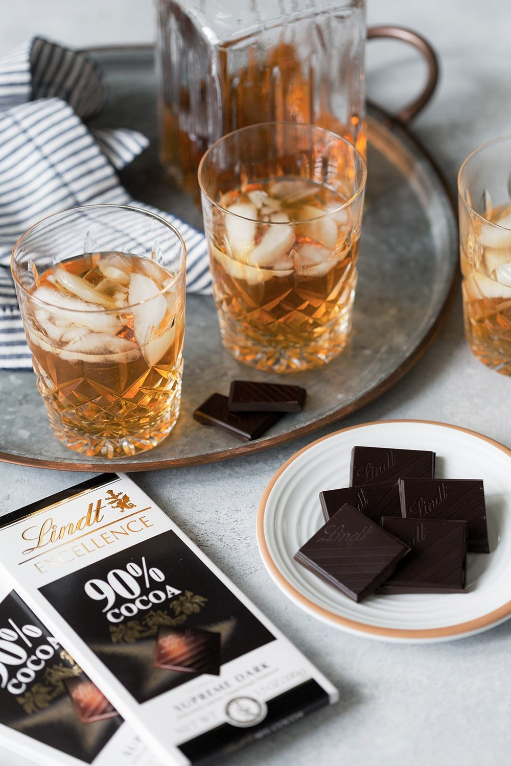 Chocolate and Scotch Pairing