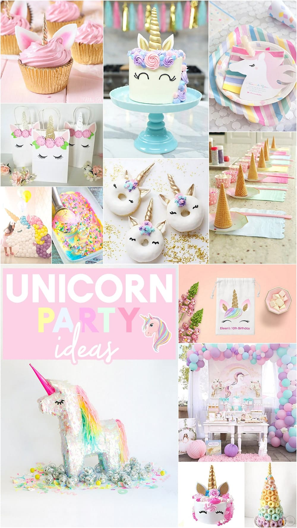 27 Magical Unicorn Party Ideas