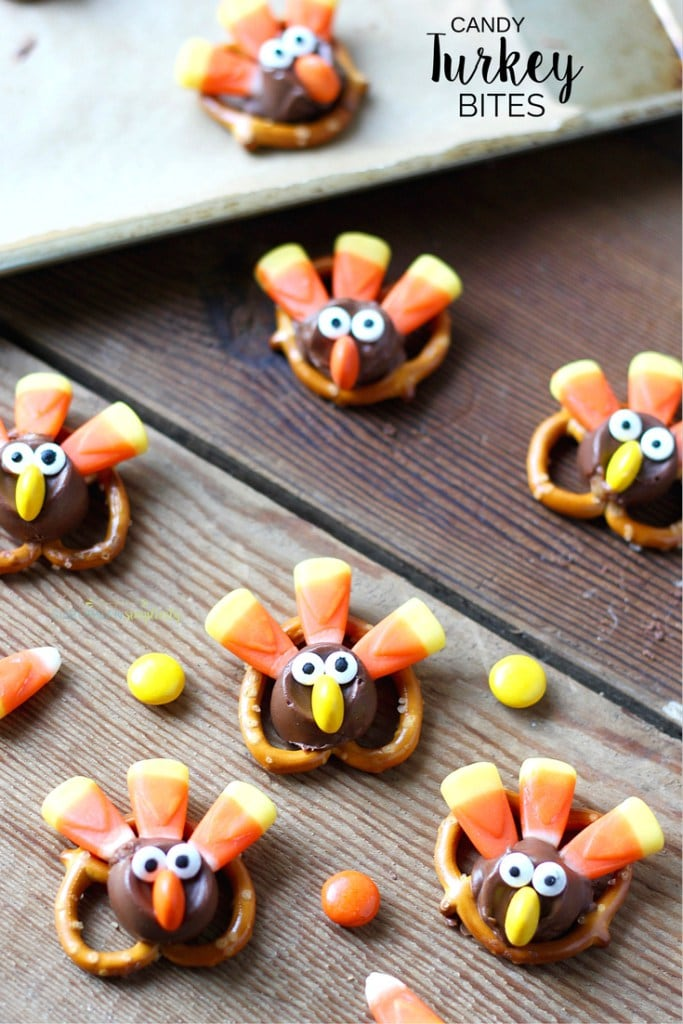 Candy Turkey