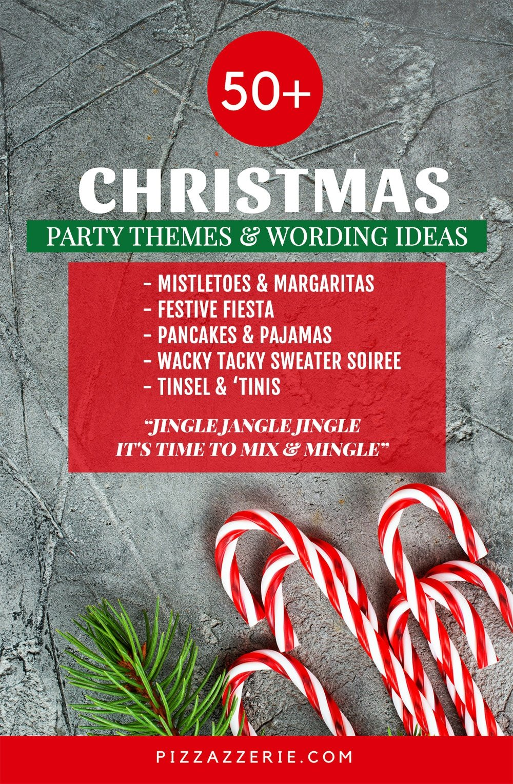 Christmas Party Name Ideas and Themes