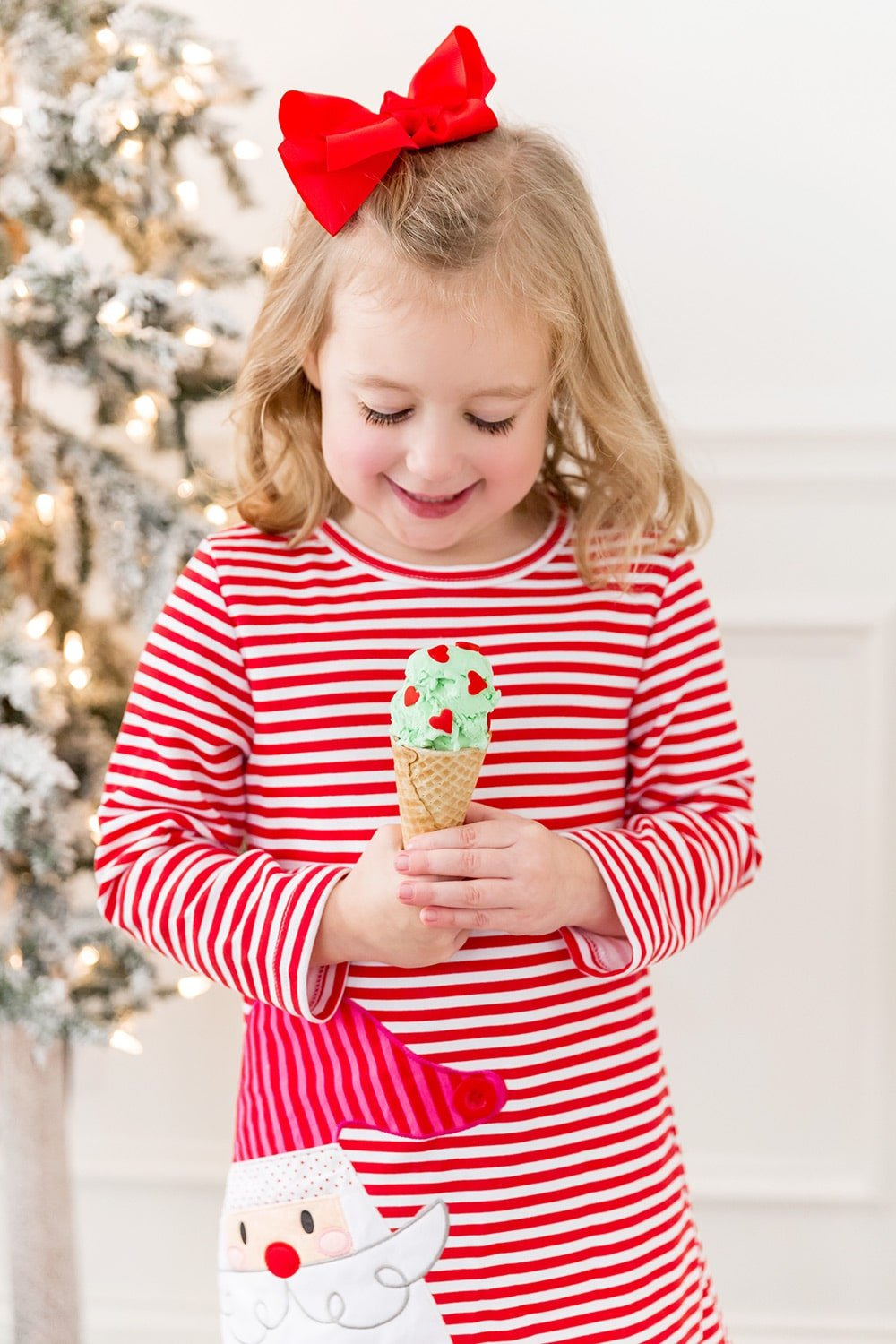 Grinch Ice Cream